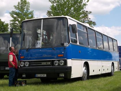 Ikarus 250. Ikarus 205.59 - Heiko Wolf.